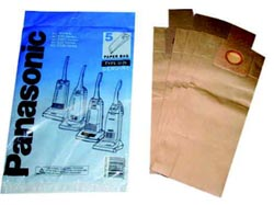 Panasonic Upright Vacuum Cleaner Paper Bags Cattermole