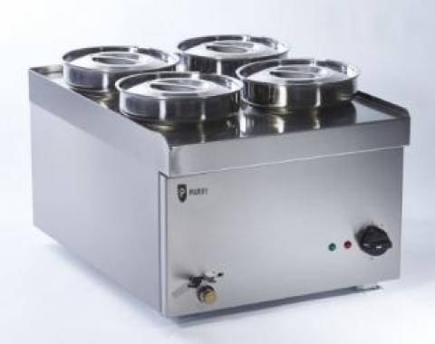 4 pot bain marie amongst many other sizes available