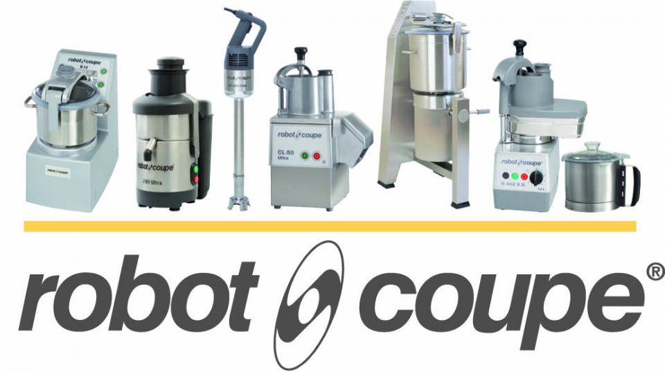 Choose which Robot Coupe machine you want